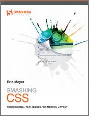 Smashing CSS cover