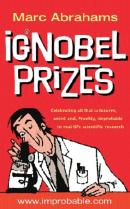 Book cover for 'Ignobel Prizes'