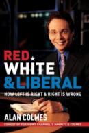 Book cover for 'Red White & Liberal'