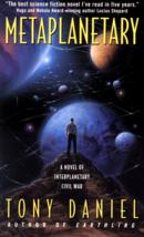 Book cover for 'Metaplanetary'