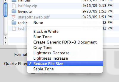 Eric's Archived Thoughts: Better PDF File Size Reduction in OS X